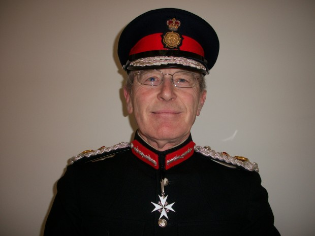 Lord-Lieutenant of East Sussex, Peter J Field