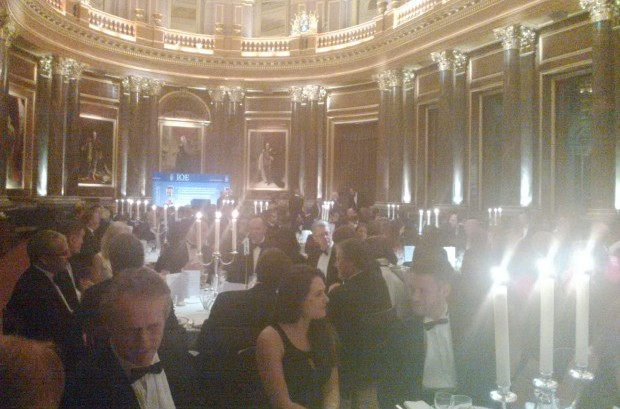 Institute of Export gala dinner