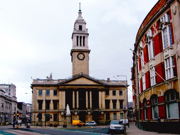 Guildhall, Hull