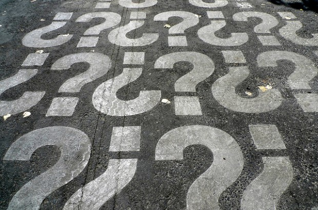 Question marks (credit: Véronique Debord-Lazaro/CC BY-SA 2.0)